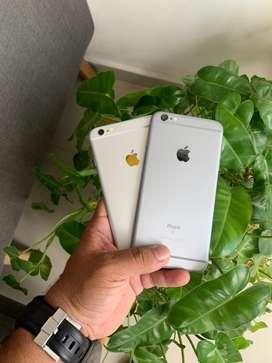Iphone 6s plus de 32 y 128 gb
