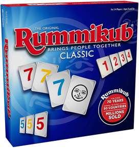 Rummikub, The Original Rummy Tile Game, Juego de tejas