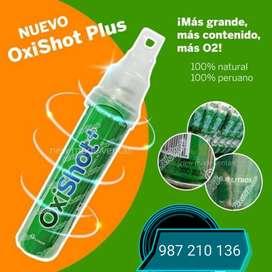 Oxishot 8.8 litros