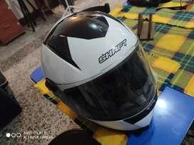 Casco Certificado Para Moto Marca SHHF