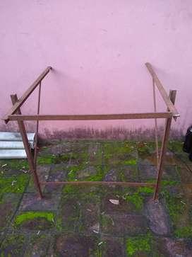 Soporte hierro aire acondicionado72. Anch69 alto68