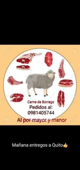 Carne de borrego