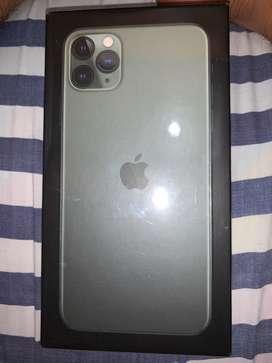 iPhone 11 pro max 256gb (SELLADO)