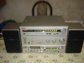 Microcomponente Modulos Ken Brown Japones Ta33 C/parlantes