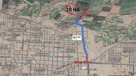 Terreno a 5 minutos de la Municipalidad de Pisco