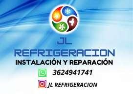 Técnico refrigeración