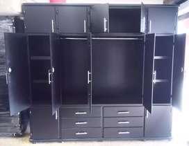 Vendo Closet en todos los tamaños , lo nuevo en closet , en hermosos diseños precios de fabrica
