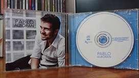 Cd - Pablo Alborán
