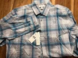 Camisa CALVIN KLEIN- original talla M