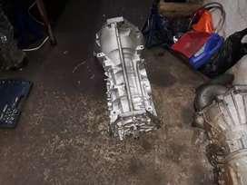 Reparación de caja de de Ford Sport Trac