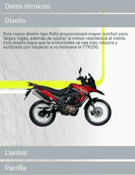 Akt  TT 200 DS modelo 2021