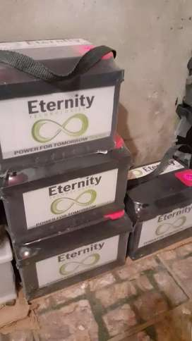 Batería ETERNITY 12 X 80