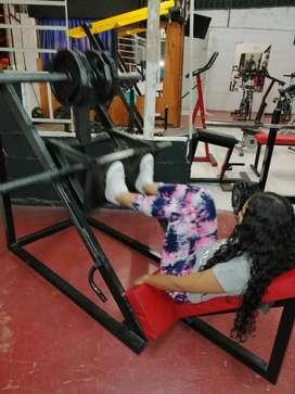 Vendo O Permuto Maquinas Gym
