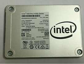 Disco Intel ssd 180gb Pro 5400s