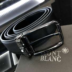 Correas Mont Blanc Black