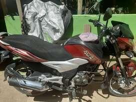 Moto discober
