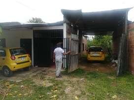 Venta de Casa Lote Barrio San Antonio