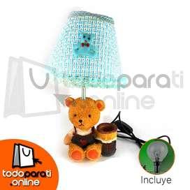 Lamparas Decorativas Para Niños Y Niñas (Oso Marrón)