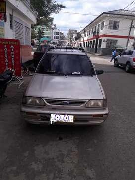 Venta o permuta Carro ford festiva modelo 1997