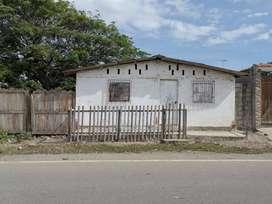 Vendo casa en Chanduy
