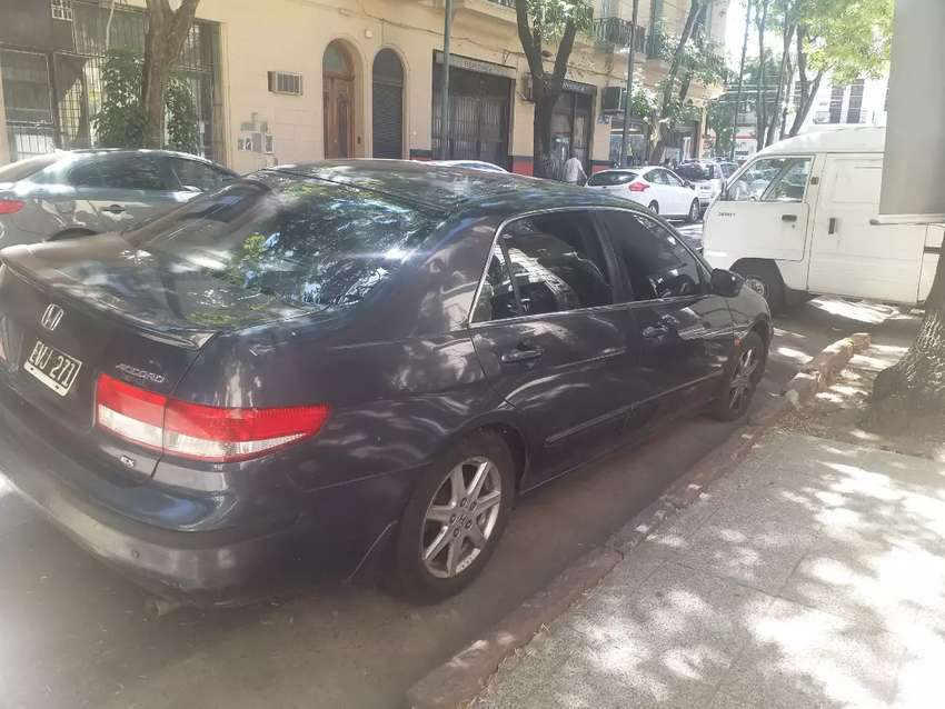 Honda accord 2005 impecable
