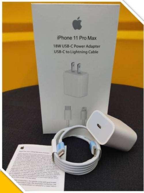 Cargador Original iPhone 11 Pro Max 0