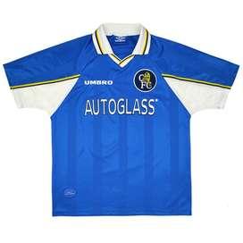 Camiseta Retro Chelsea 1998