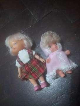 Muñecas chicas Niña y bebé estilo barbie