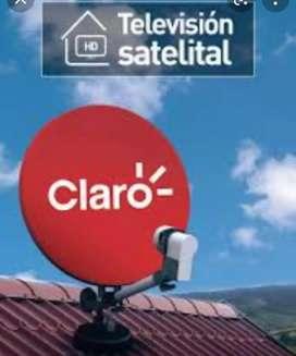 TV satelital 126 canales,44 en hd paga en noviembre