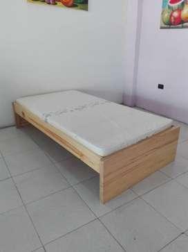 Cama cuna ,no incluye colchón. B/quilla Colombia Calle 45 No.30-102.