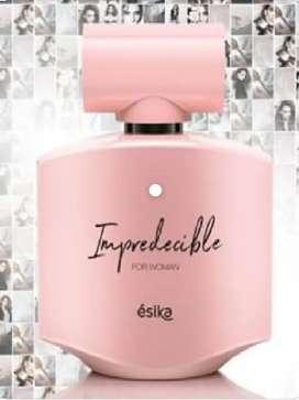 Perfume Impredecible 50mil Esika Dama Original