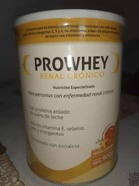 PROWHEY RENAL CRONICO