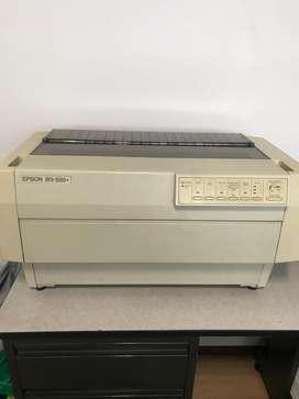 vendo impresora epson DFX 5000