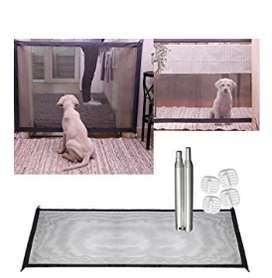 Puerta Reja De Seguridad Para Mascotas