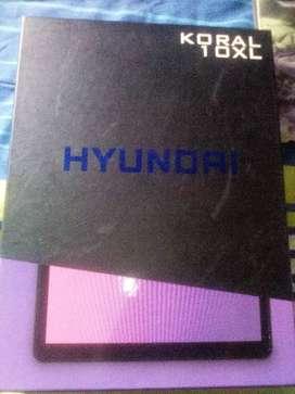 Vendo tablet Hyunday 200 dolares