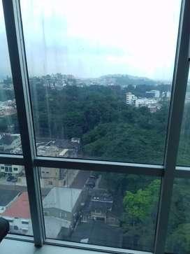 VENDO OFICINA EN EDIFIC.BLUE TOWER