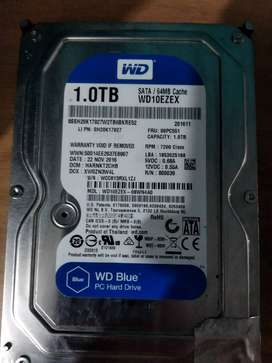 Disco duro de 1 TB