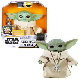 Baby Yoda Animatronic - Hasbro