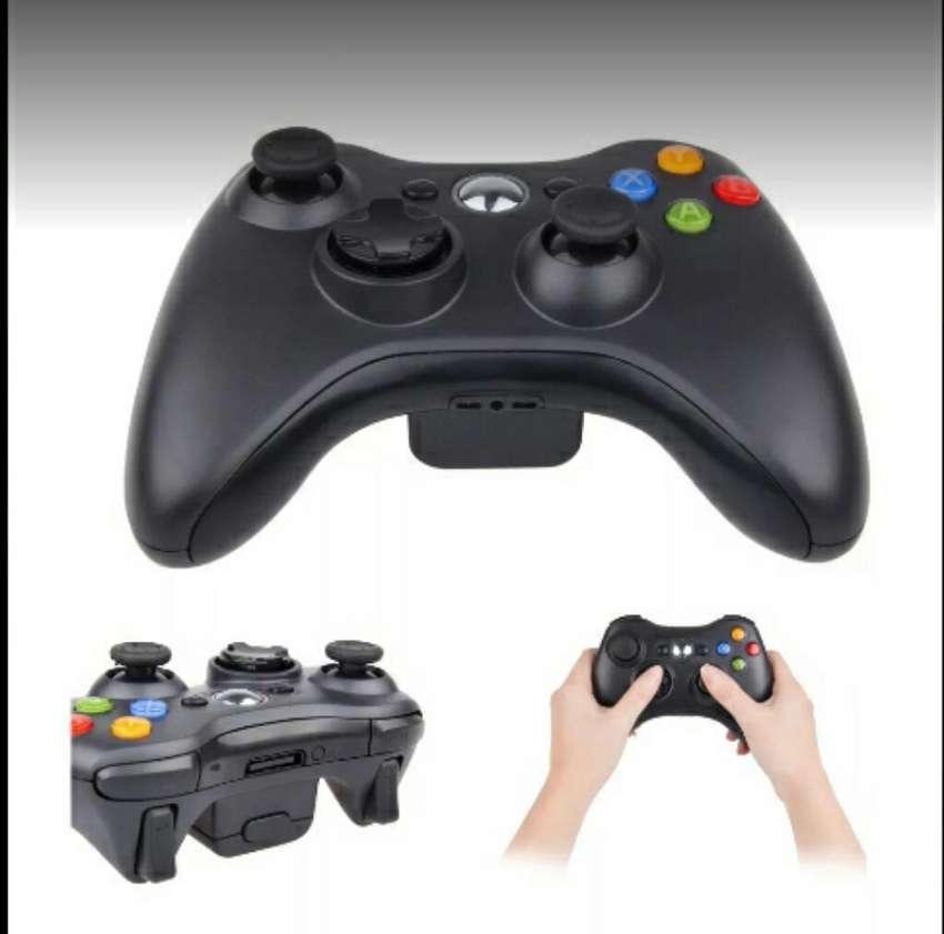 Joystick Xbox360 Pc Inalambrico Original 0