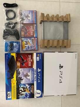 PlayStation 4 slim 1Tb TOTALMENTE NUEVO