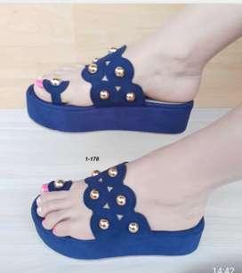 Zapato sandalia de dama nacionsl