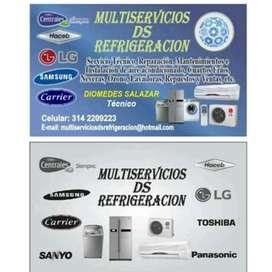 Multiservicios Ds Refrigeración