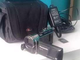 Vendo videocámara Panasonic SDR- T70
