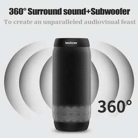 Parlante Portátil Bluetooth Lewinner