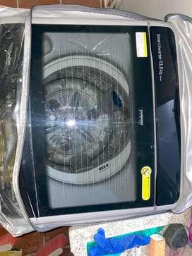Lavadora LG Smart