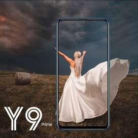 Huawei Y9 Prime 2019 -- 4GB de RAM -- 128GB de Almacenamiento -- Un año de garantía -- Entrega Inmediata