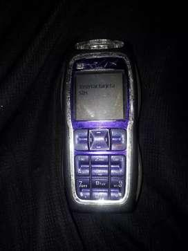 Nokia para chip con cargador