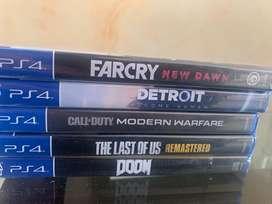 Ps4 juegos nuevos