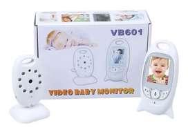Monitor Camara Bebe Vigilancia Inalambrica Vision Nocturna