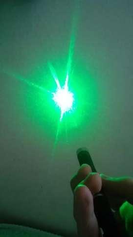 Vendo láser verde